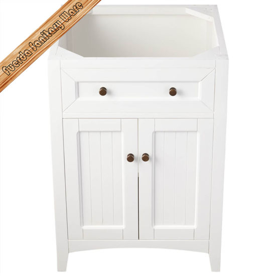 24 Inch Floor Standing Single Basin Bathroom Vanity pictures & photos