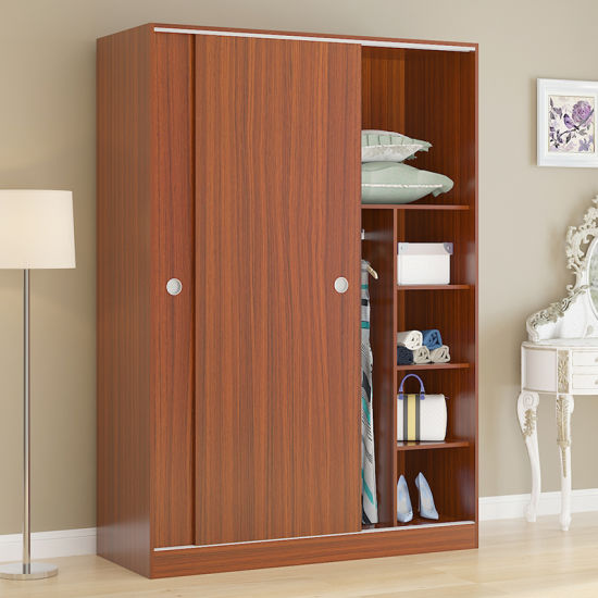 Modern Bedroom Sets Wooden Cheap Wardrobe Closet