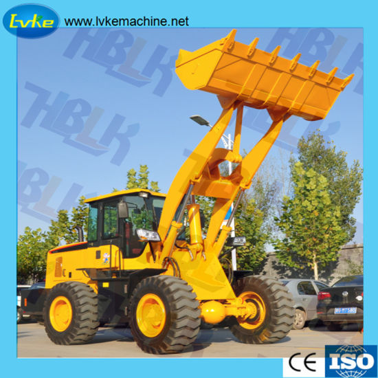 Construction Equipment Medium-Size Loader/Front Loader pictures & photos