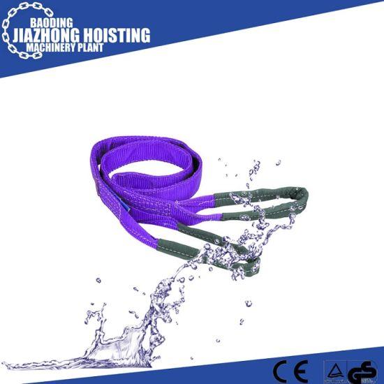 Nylon Polyester Lift Sling, Round Sling, Webbing Sling