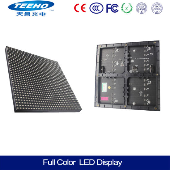 P7.62 Indoor Advertising LED Display Module