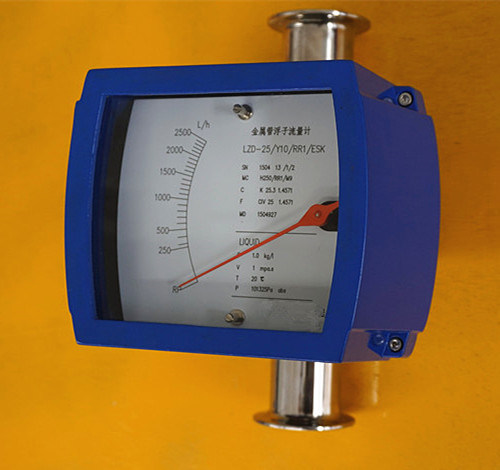 Thread Connection Rotary Flow Meter Intelligent Metal Tube Floater Flowmeter pictures & photos