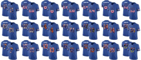New Arrival Tim Tebow Nick Washington Mark Thompson Blue Ncaa Jerseys pictures & photos