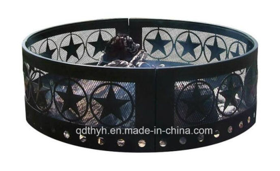 """Heavy Duty Four Star Fire Pits Accessory Insert Ring, 36"""" Diameter"""