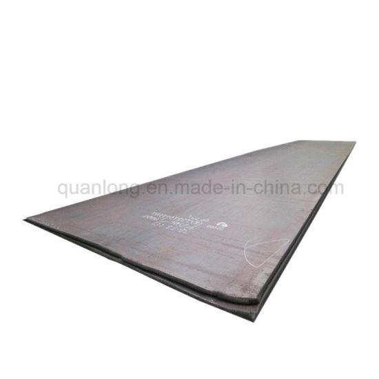 Steel Material ASTM A709 Gr. 50W A588 Alloy Corten Steel Plate