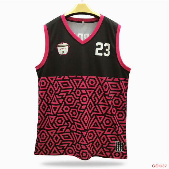 d161e36a445 Dri Fit Custom Basketball Jersey Uniform Design pictures & photos