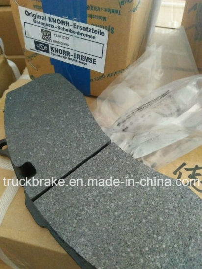 Truck/Bus Brake Pad 29202/29087/29125/29244/29246/29228 pictures & photos