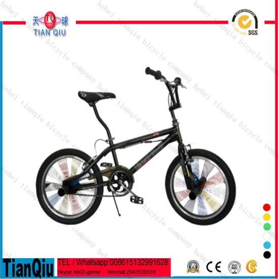 New Model Freestyle BMX 16 20 24 26 Inch Kids Mini BMX Bike Bicycle/Cycles for Elder Boys pictures & photos