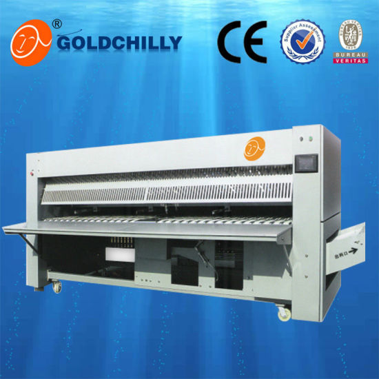 High Performance Automatic Bedsheets Folder Laundry Sheet Folder Prices