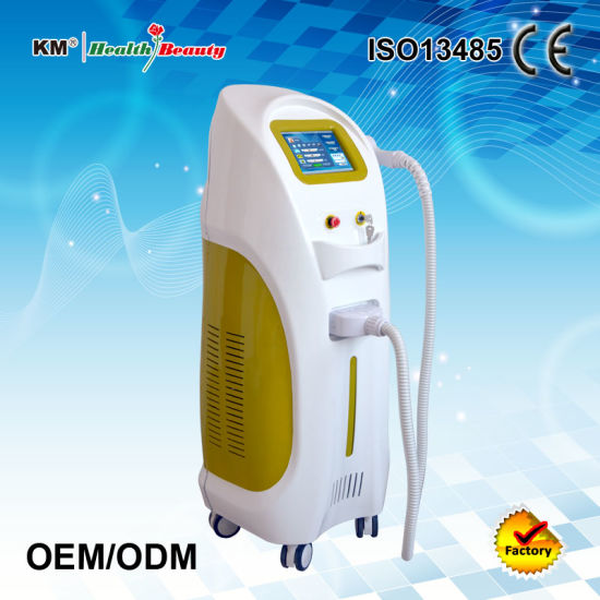 808nm Laser Diode Laser Hair Removal Beauty Equipment Km600d pictures & photos