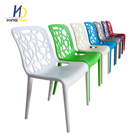 Plastic Outdoor Dining Chairs.Simple Style Stacking Outdoor Furniture Plastic Garden Chairs