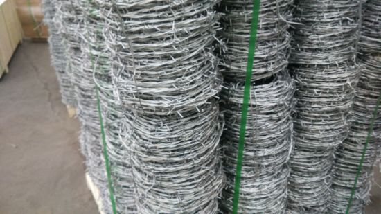 Road, Highway Babred Wire Fence pictures & photos