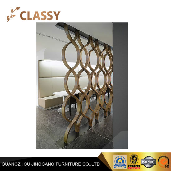 Quality Modern Metal Decorative Partitions Decorative Screen