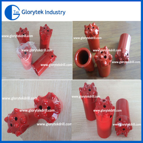 Tungsten Carbide Coal Mining Button Rock Drill Bits pictures & photos