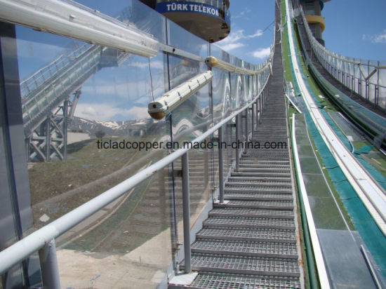 China Polycarbonate Solid Sheet for Highway Noise Barrier