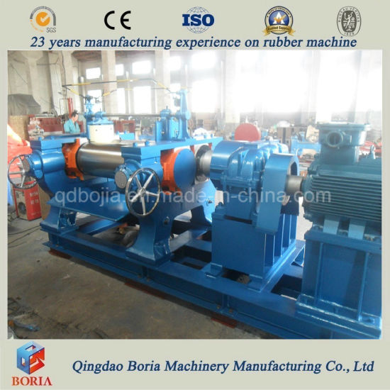 18 Inch Rubber Open Mill Mixer pictures & photos