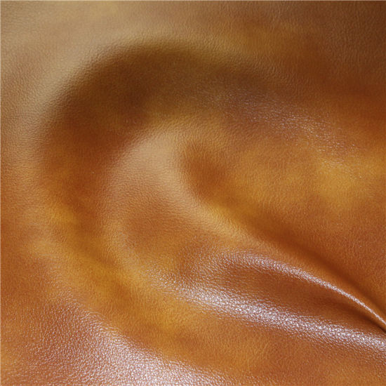 Top Quality High Abrasion Resistance PVC Furniture Synthetic Leather Exporter pictures & photos