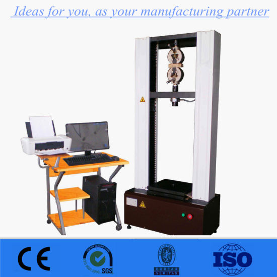 Computer Strength Test Equipment, Material Torsion Testing Machine Tensile Tester pictures & photos