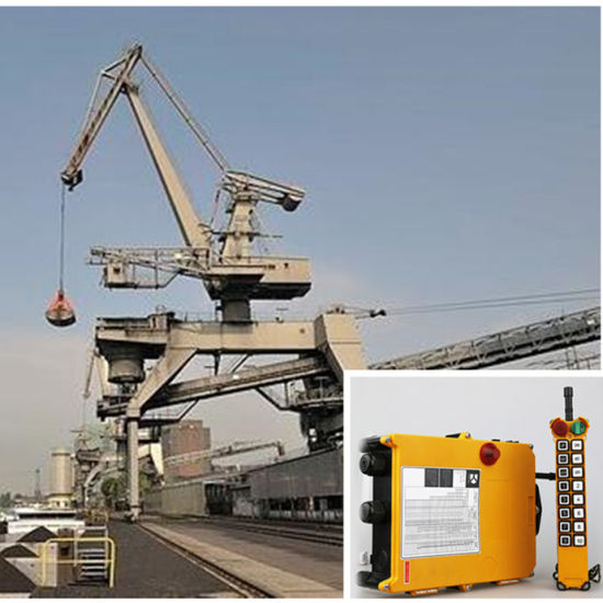 China Electric Hoist Remote Control, Wireless Crane Remote Control