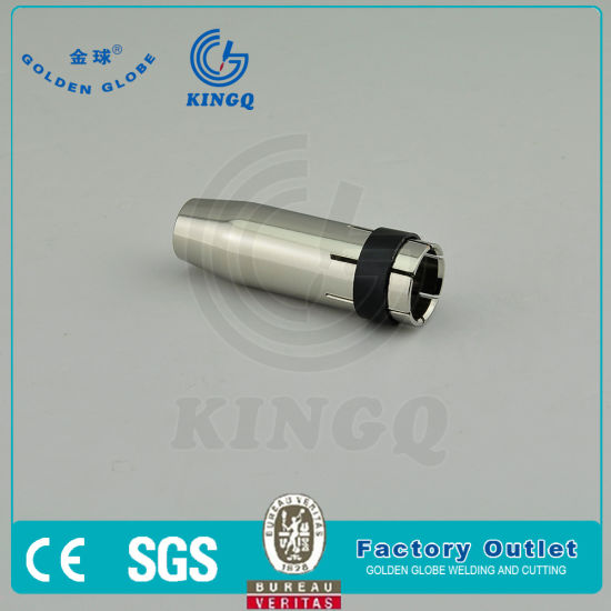 MIG Torch Consumable Nozzle, Tip, Tip Holder, Gas Diffusor for Binzel Style 24kd Welding Torch pictures & photos