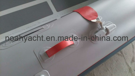 Double Aluminum Alloy Hull Inflatable Rib Boats with German Mehler Valmex PVC pictures & photos