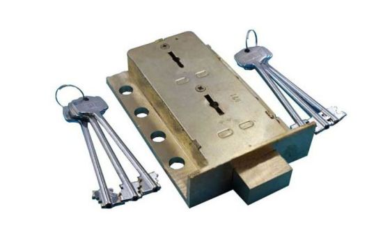 Safe Lock with Master Key Lock, Safe Lock, Al-204 pictures & photos