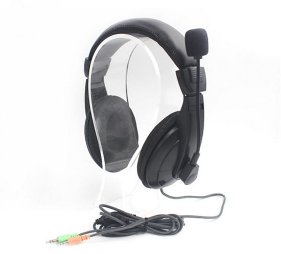 3.5mm Wired Gaming Video Computer Headset Headphone pictures & photos