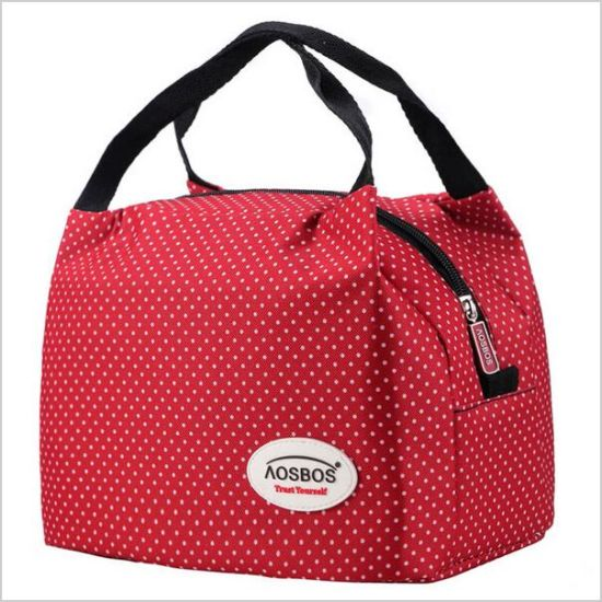 Insulated Lunch Bag Thermal Cooler Women Kids Picnic Food Box Tote Carry Bags UK