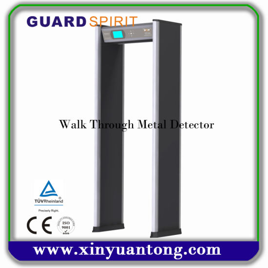 High Quality High Sensitive Long Range Door Frame Metal Detector Price pictures & photos