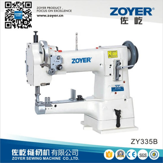 China Zy40b Single Needle CylinderBed Big Hook Heavy Duty Sewing Fascinating Heavy Sewing Machine Needles