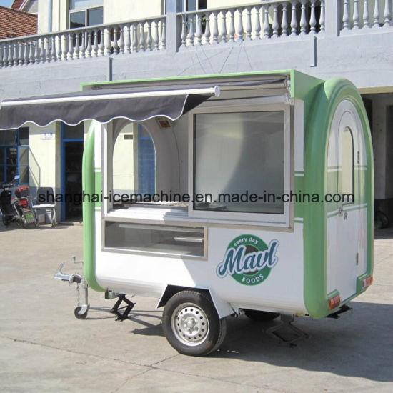 Mobile Food Kiosk Catering Trailer Jy-B37