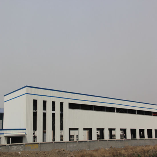 Prefabricated Sandwich Wall Panels Light Steel Frame Structure Modular Warehouse pictures & photos