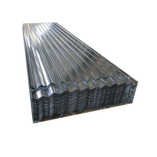 Galvanized Iron Metal Corrugated Steel Roofing Sheets in Ghana