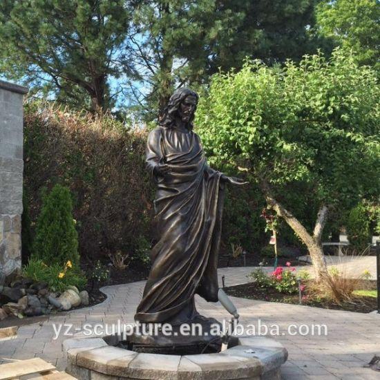 Bronze Garden Statues For
