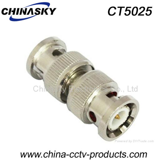 CCTV Double Male BNC to Male BNC Adapter (CT5025) pictures & photos