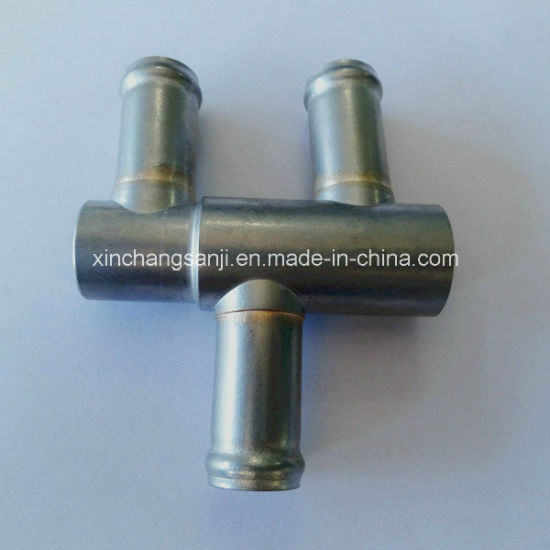 Stainless Steel Deep Drawing And Furnace Brazing For Auto Parts
