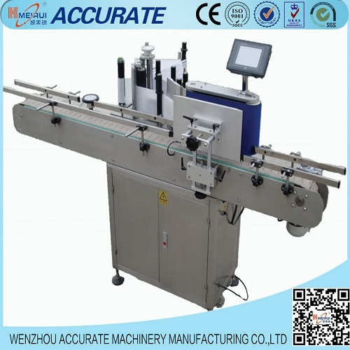 High Speed Automatic Bottle Self Adhesvie Labeling Machine (MPC-AS)