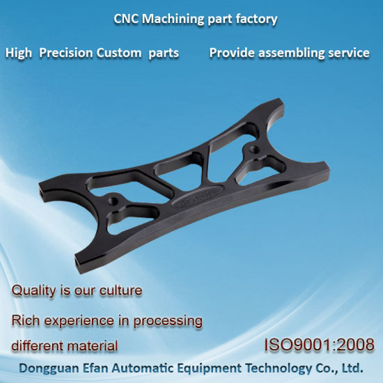 Precision Plastic Black POM CNC Central Auto Machinery Spare Parts