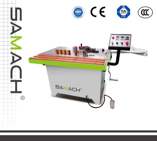 Mini Semi-Automatic Edge Banding Machine Rfb350q