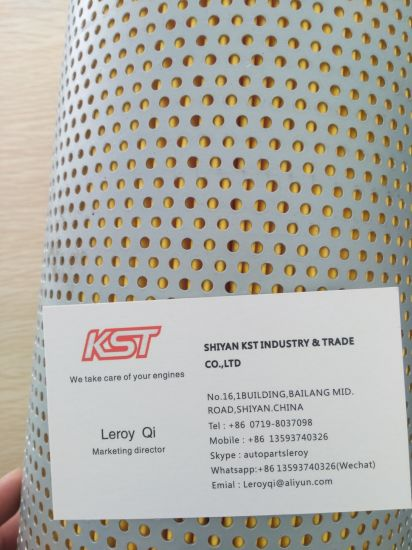 Leikst Hydraulic Oil Filter for Komatsu Excavator PC200
