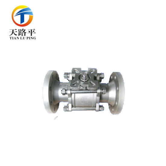 OEM Manufacture Stainless Steel Flanged Gate Valve Customized Cast with DIN Standard pictures & photos