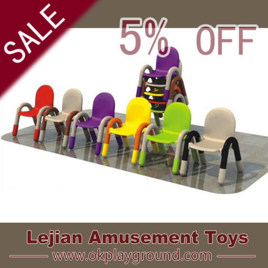 New Design Amusement Kids Plastic Chair (Z1284-3)