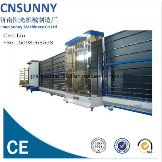 Vertical Automatic Double Glazing Glass Machine/Double Glazing Glass Production Line