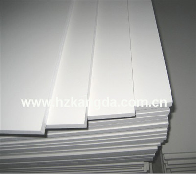 White Waterproof PVC Foam Board/White Rigid PVC Foam Sheet for Bathroom Cabinets/Kitchen Cabinets pictures & photos