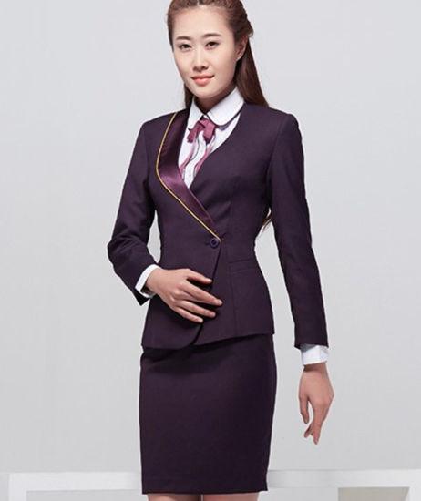 Women S Two Piece Office Lady Blazer Business Mini Dress Suit
