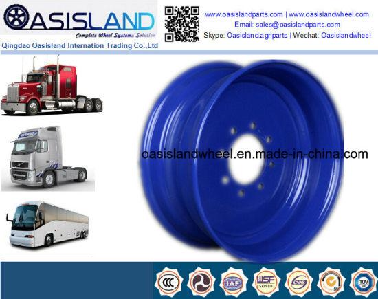 Steel Wheel Rim 6.00X17.5 for Commercial Truck