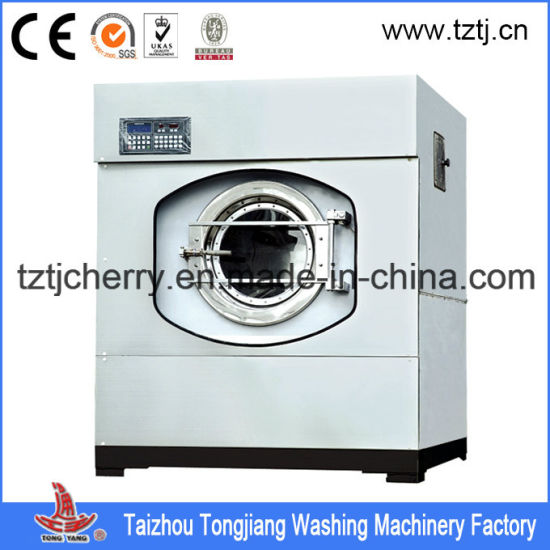 Textile Washing Machine Laundry Equipment Automatic Washing Dewatering Machine pictures & photos