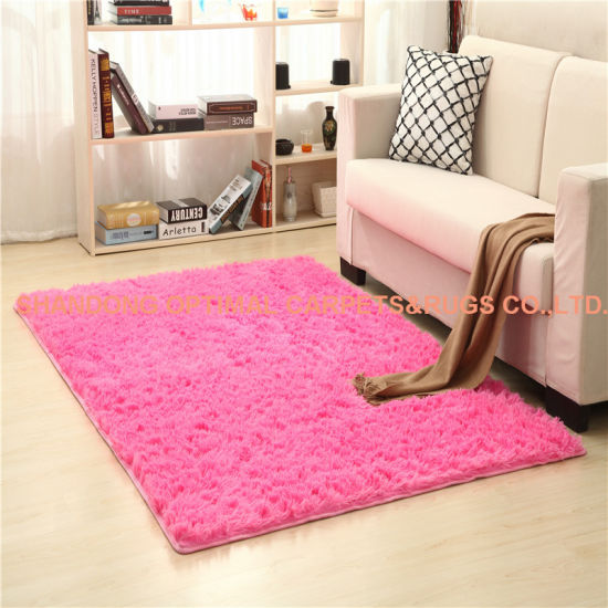 China Shaggy Carpet for Sitting Room Home Living Room - China Shaggy ...