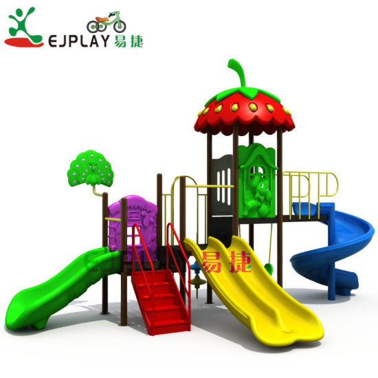 Widely Used Commercial Outdoor Playground for Sale