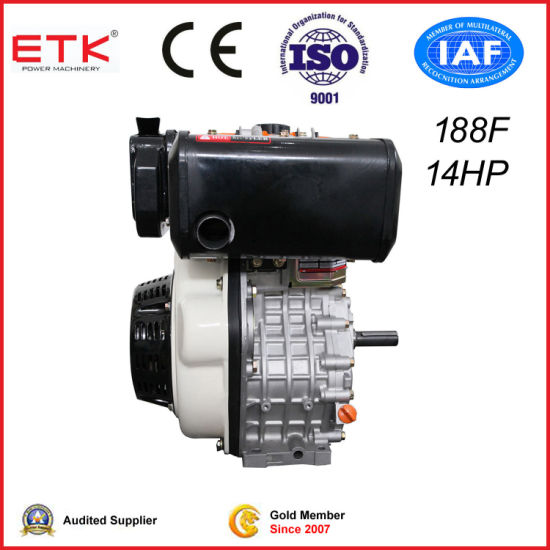 China New Compression-Ignition 4-Stroke Diesel Engine